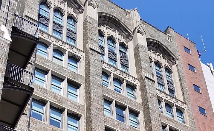 architectural window historic retrofit