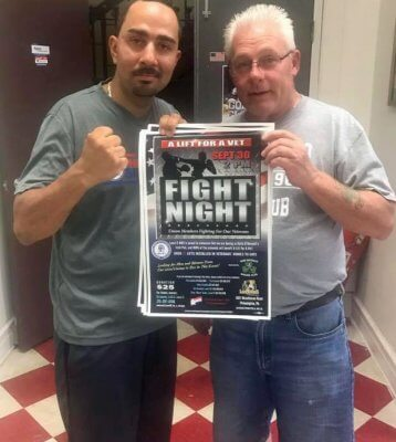 CSR, Fight Night, A LIFT FOR A VET, Local 252