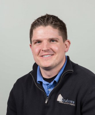 Greg Laska, Operations Manager for Graboyes Commercial Window Company